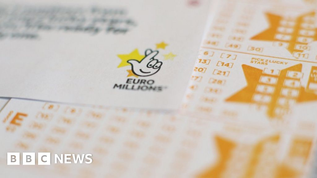 EuroMillions: UK ticket-holder wins £59m jackpot
