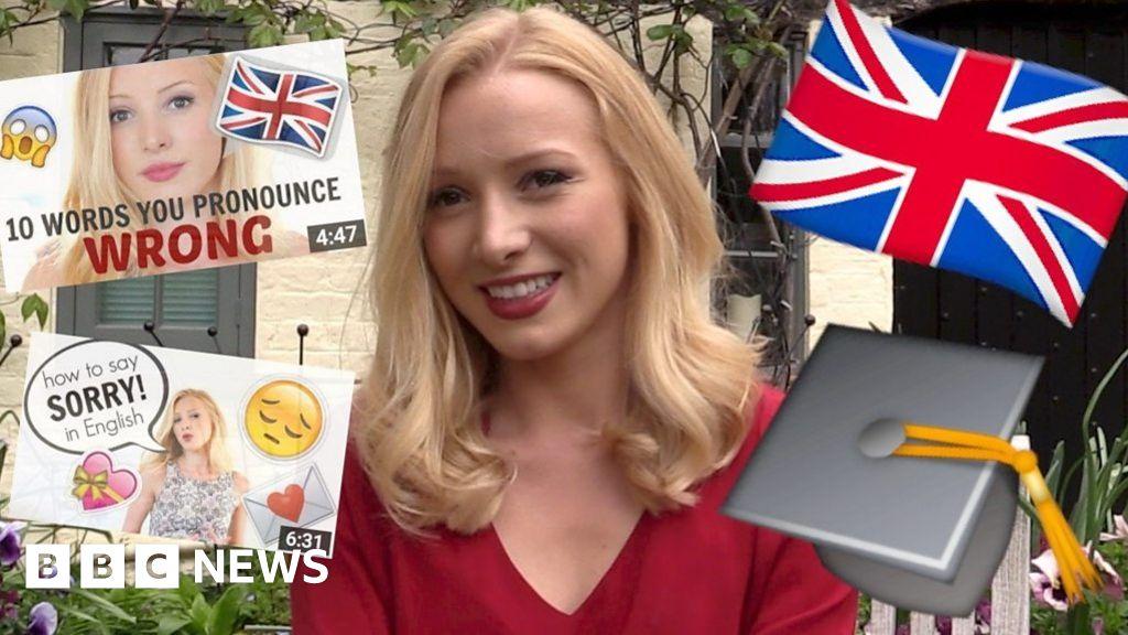 Kết quả hình ảnh cho english vlogger