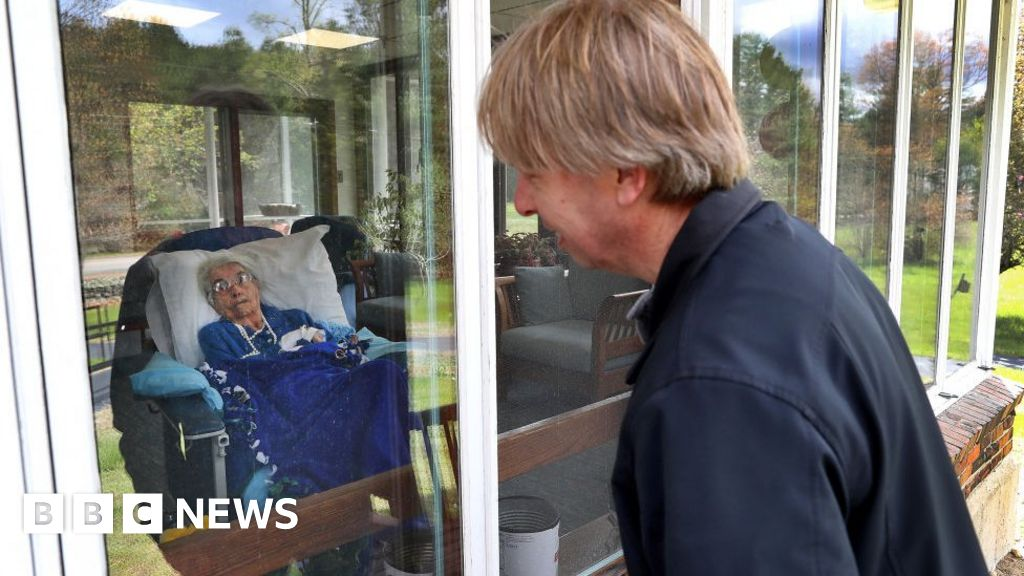 How bad is the Covid crisis in US care homes?