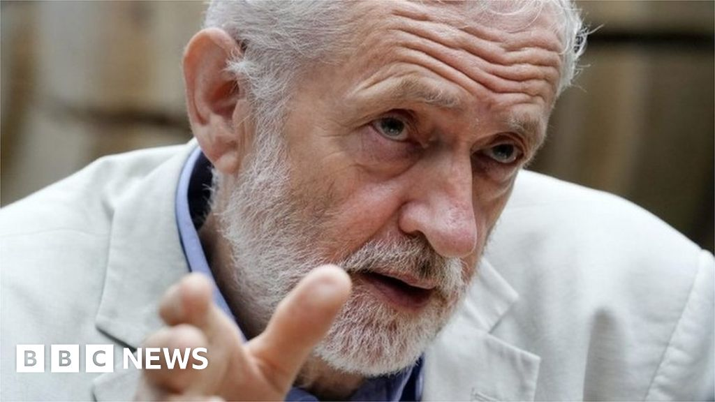Jeremy Corbyn 'open to' law forcing Brexit delay