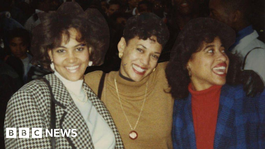 www.bbc.com: Kamala Harris and a 1986 snapshot of that Howard generation