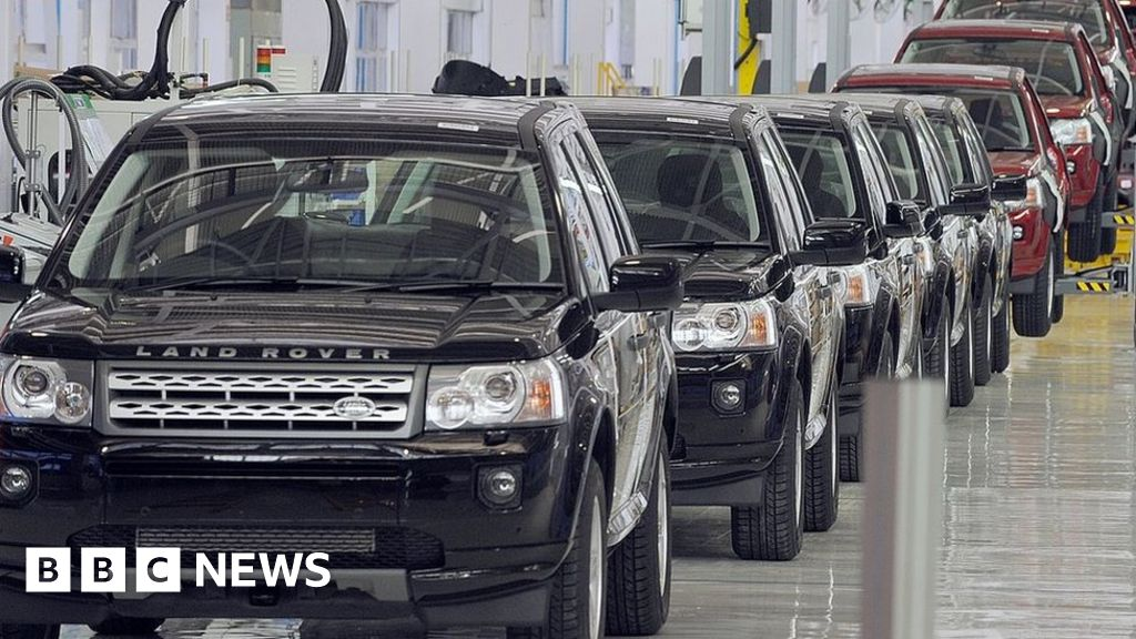 Jaguar Land Rover 'shipping parts in suitcases'