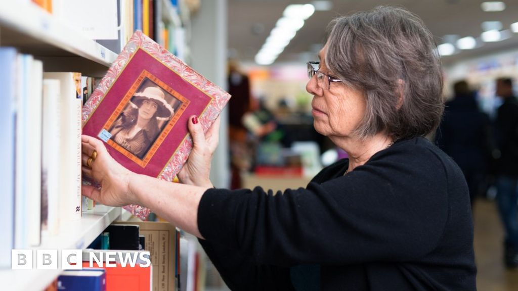 The booming trade in second-hand books