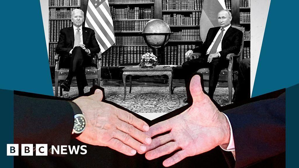 When Biden met Putin: Decoding the world leaders body language