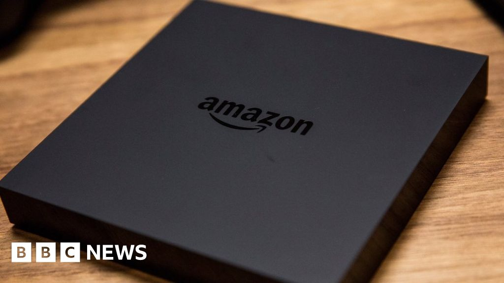 Sky TV Amazon Fire stick scammer fined - BBC News