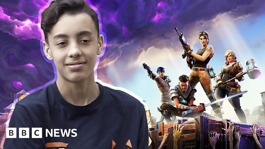 Fortnite's British teenage millionaire: One year later thumbnail