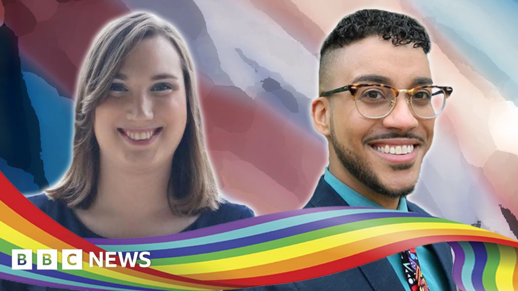 'A rainbow wave': The rise of America's transgender politicians