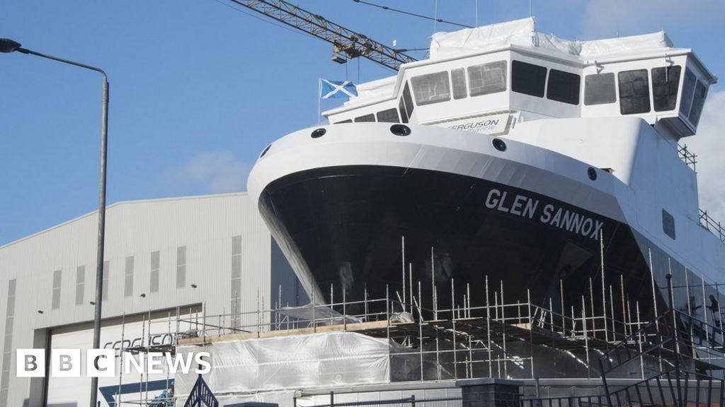 Ferguson shipyard nationalised by Scottish government