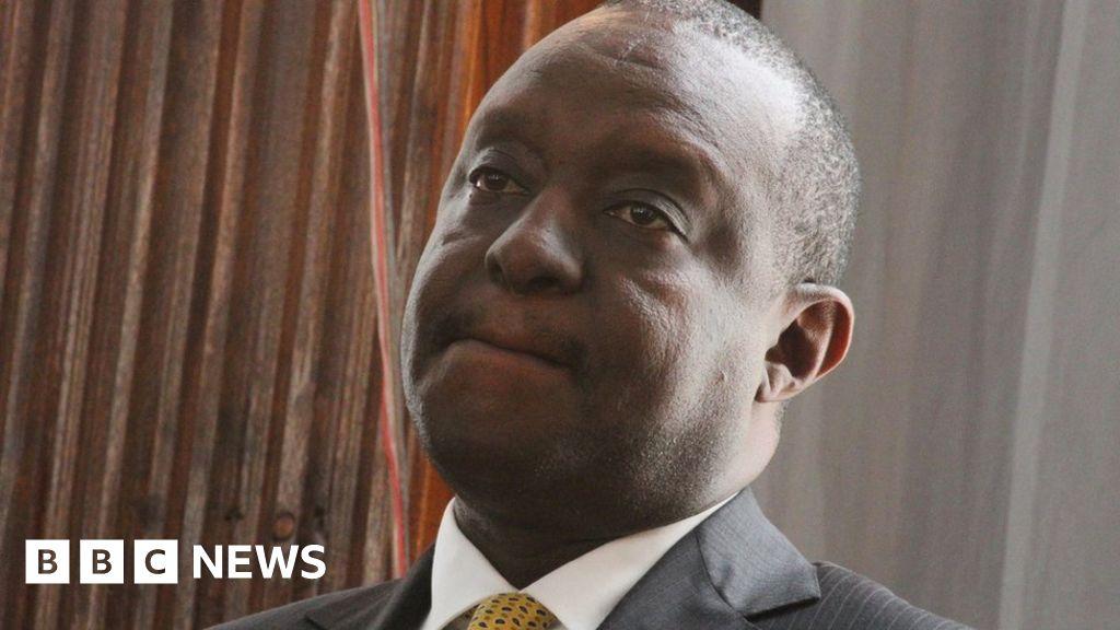 Henry Rotich arrest: Kenyan finance minister denies corruption charges