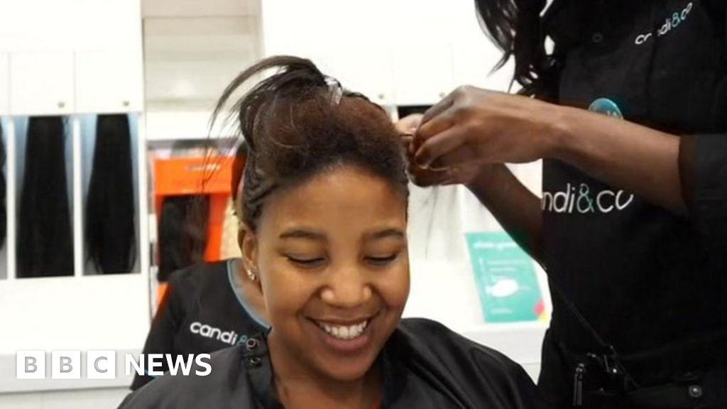 The BBC's Pumza Fihlani looks at the politics around African hair