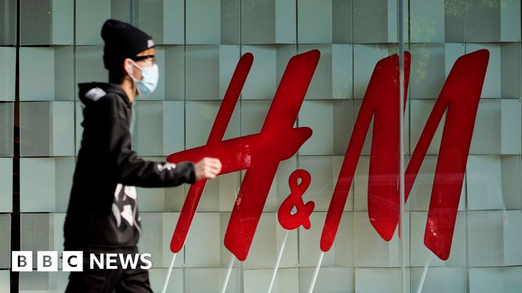 H&M: Fashion giant sees China sales slump after Xinjiang boycott