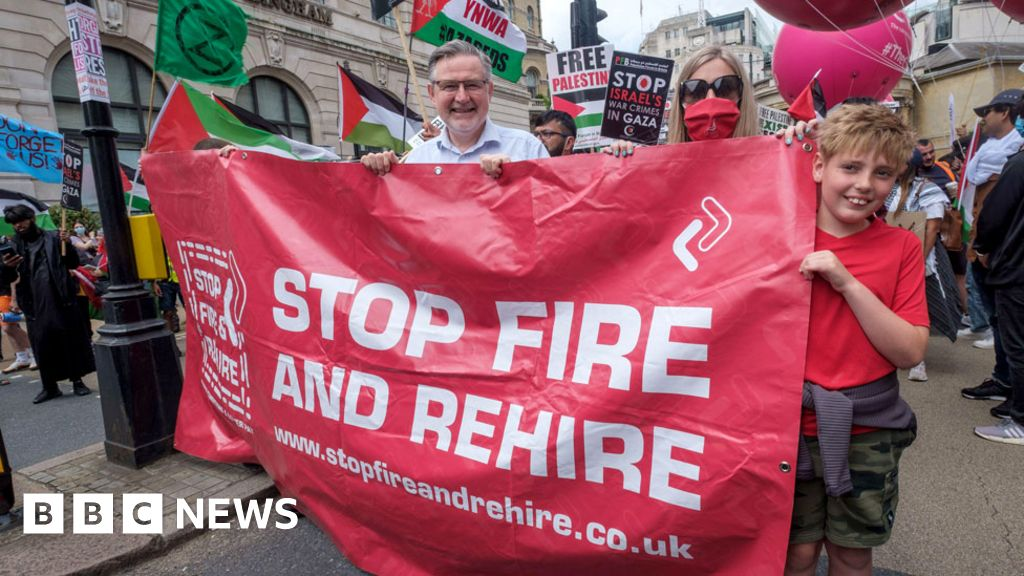 Fire-and-rehire: Labour backs bid by MP Barry Gardiner to curb  worst excesses