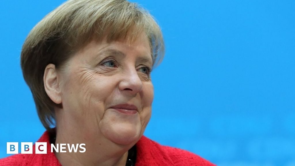 Germany coalition deal: Merkel promises action on jobs and EU