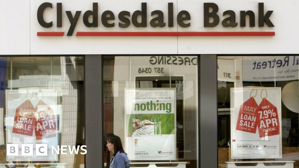 clydesdale bank price set ahead of flotation bbc news. Black Bedroom Furniture Sets. Home Design Ideas