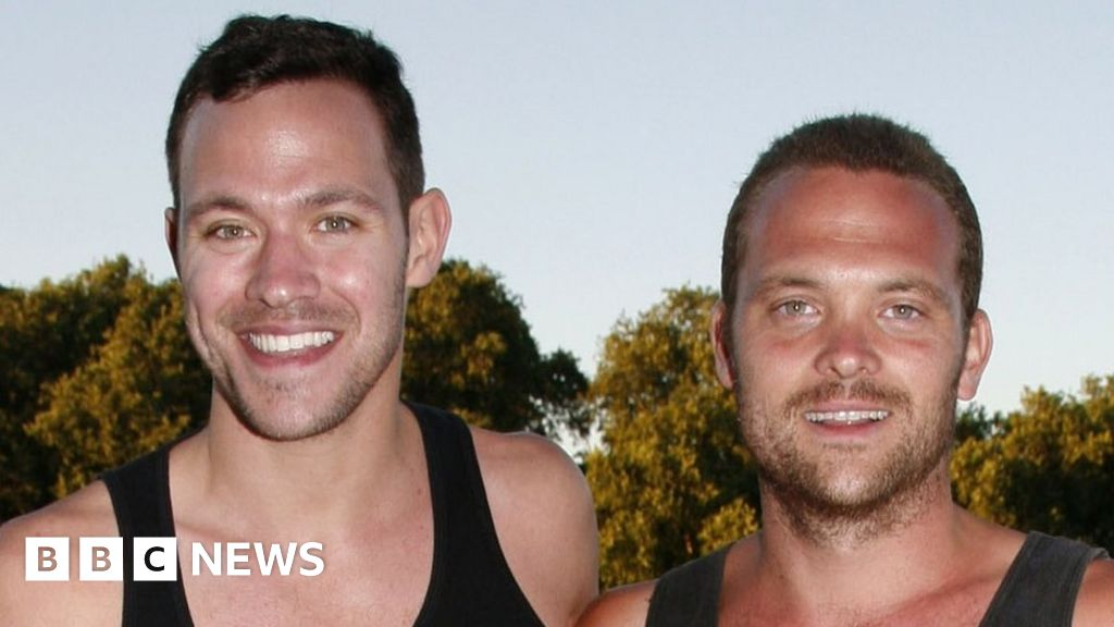 Will Young S Twin Brother Rupert Dies Aged 41 Bbc News