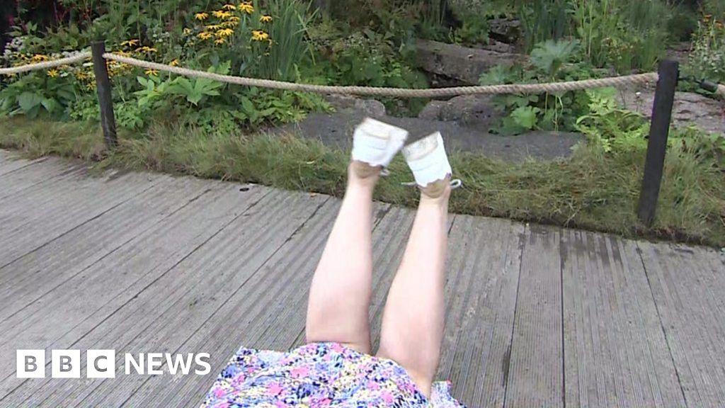 Carol Kirkwood: BBC Weather presenter pulled over by dog on live TV