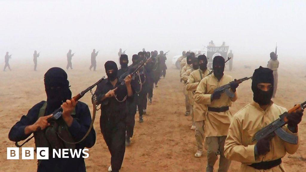 Islamic State': Raqqa's loss seals rapid rise and fall - BBC