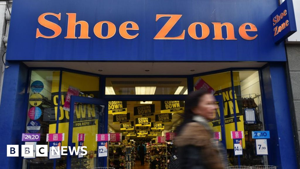 Shoe Zone warns 100 stores could close