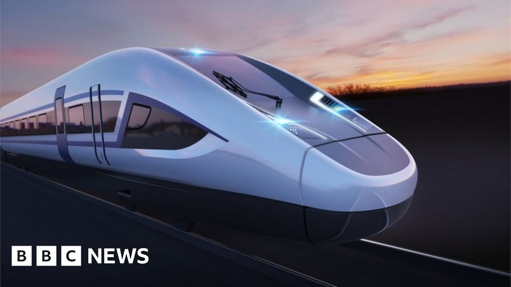 HS2: Government to give high-speed rail line the go-ahead thumbnail