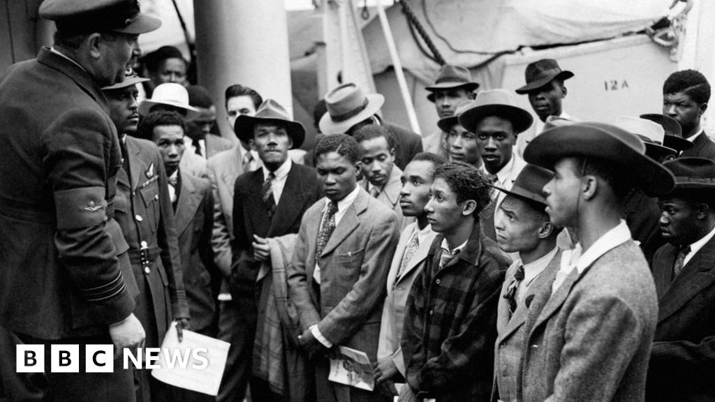 Formal apology for Windrush members