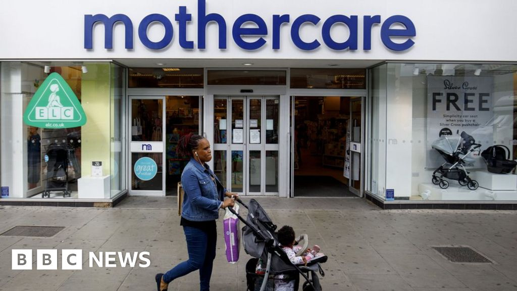 What has gone wrong at Mothercare?