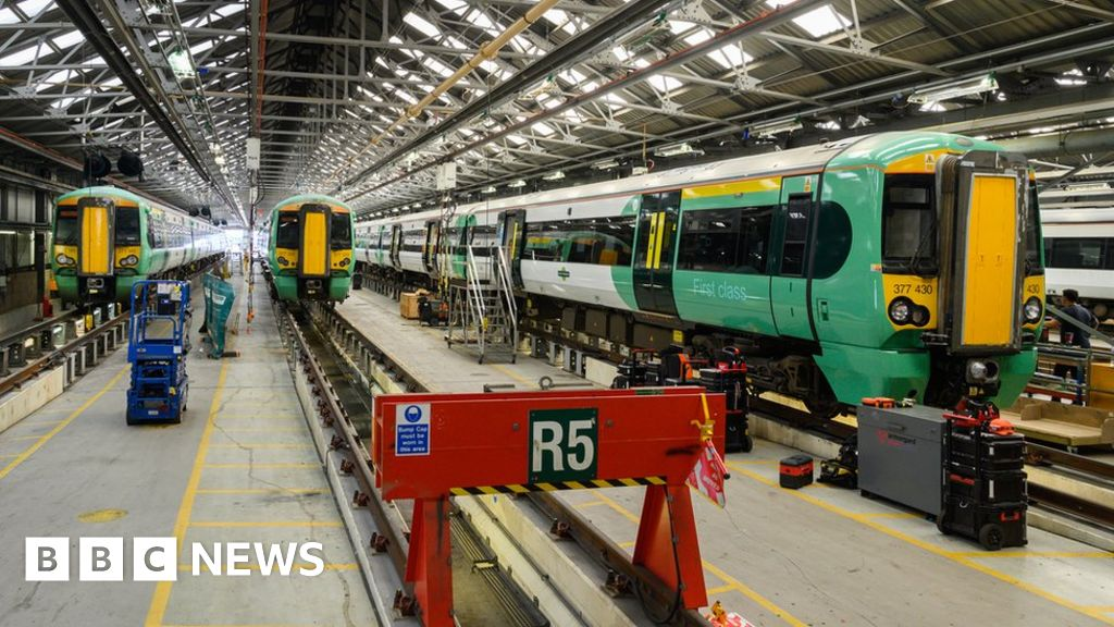 Hundreds of trains to benefit from £55m upgrades thumbnail