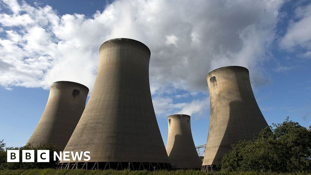 British power plant promises to go carbon negative by 2030