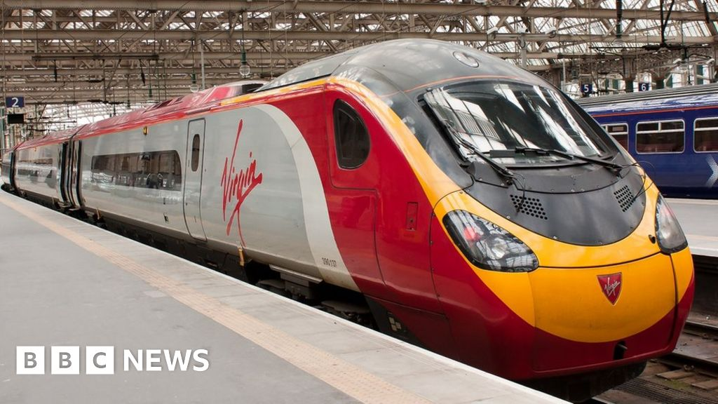 Virgin Trains: Final service set to depart as UK s longest-running rail franchise ends