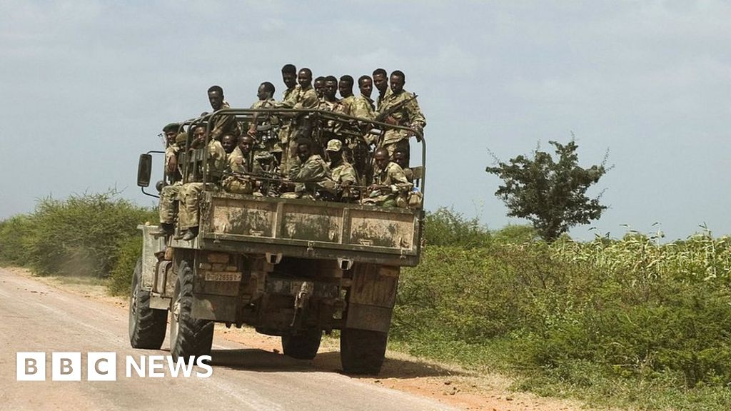 Ethiopia withdraws troops in Somalia over 'lack of support