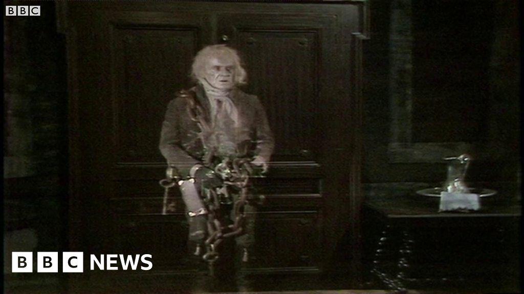 Is Dickens' ghost, Jacob Marley based on Cornish surgeon? - BBC News