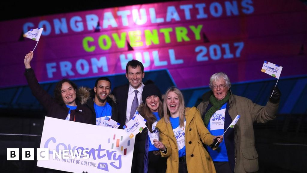 Coronavirus: Coventry City of Culture pushed back five months