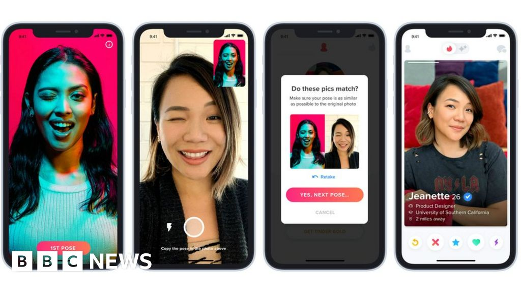 Tinder to add panic button and anti-catfishing tech