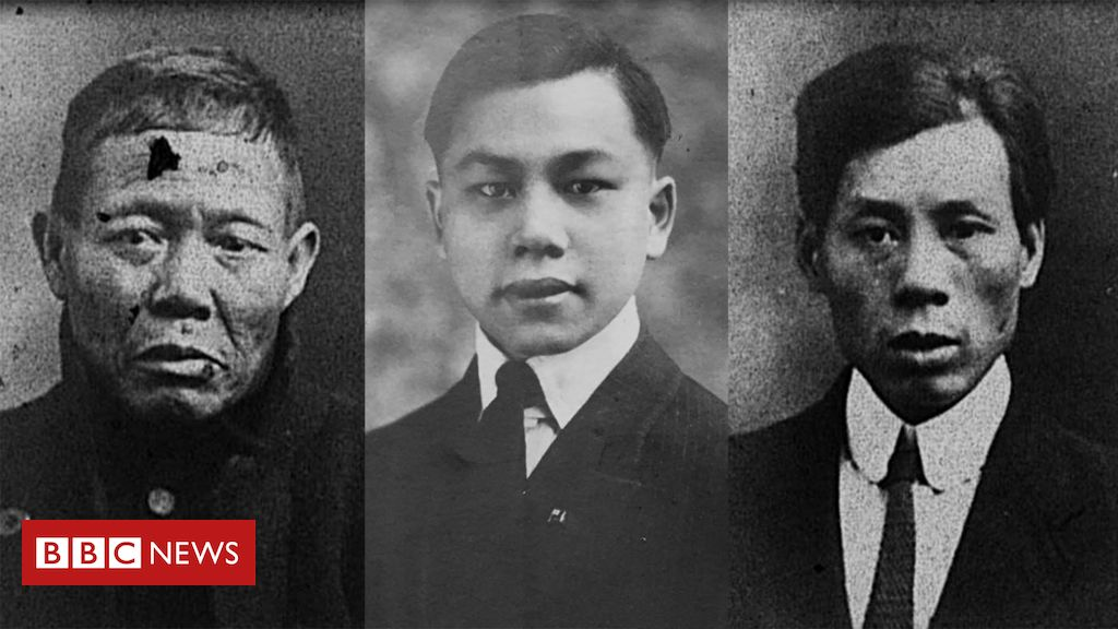 Titanic: Searching for the 'missing' Chinese survivors