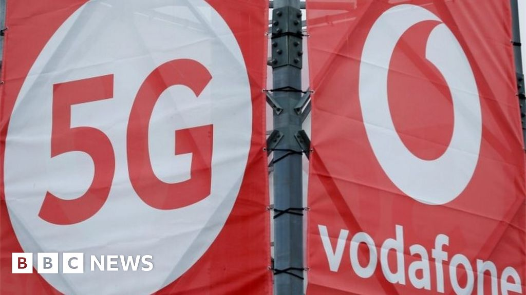 Vodafone calls for 5G auction to be scrapped - BBC News