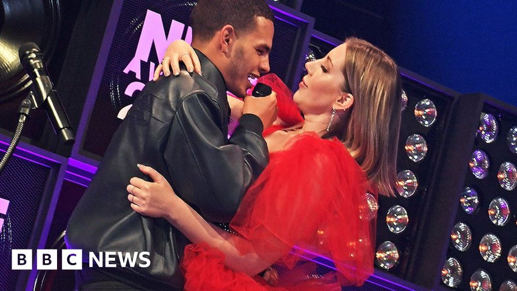 NME Awards: Slowthai confronted fan after Katherine Ryan incident