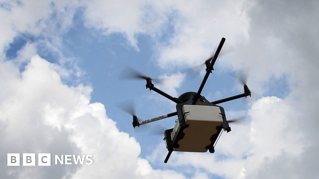 Whats Hurry About Flying South When >> Drones Six Positive Ways They Can Be Used Bbc News