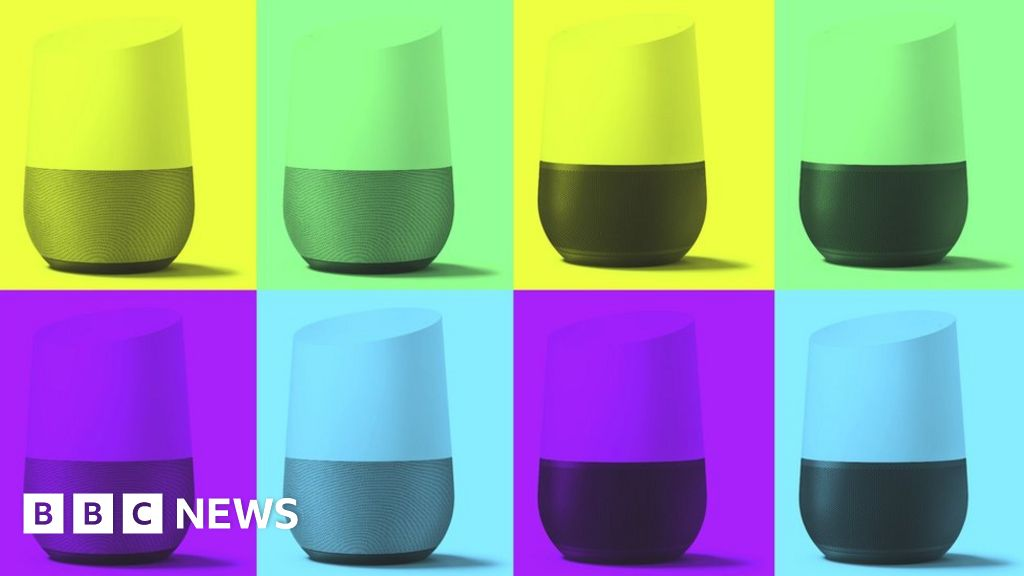 Okay Google, you need a cuter name - BBC News