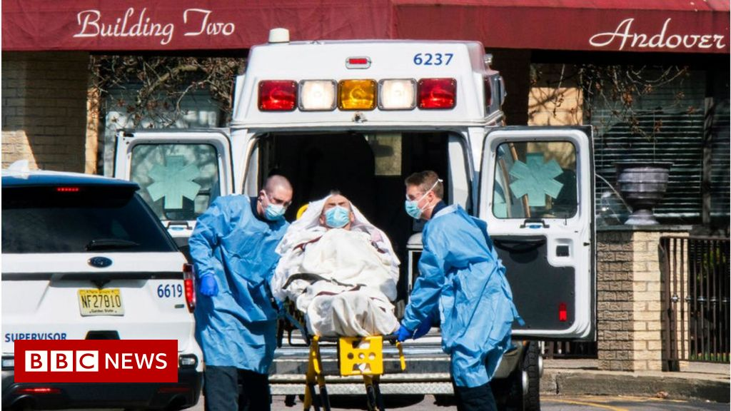 Police find 17 bodies in a New Jersey nursing home after an anonymous tip
