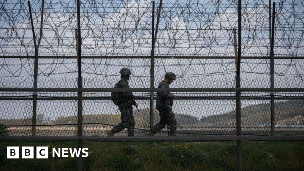 North Korean man caught by South after crossing border