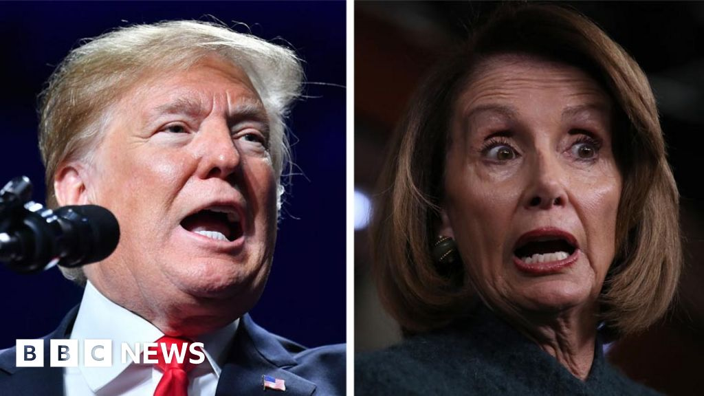 Democrats ask Trump to delay State of the Union speech