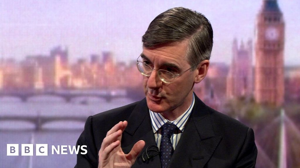 I don't wish to be PM - Rees-Mogg