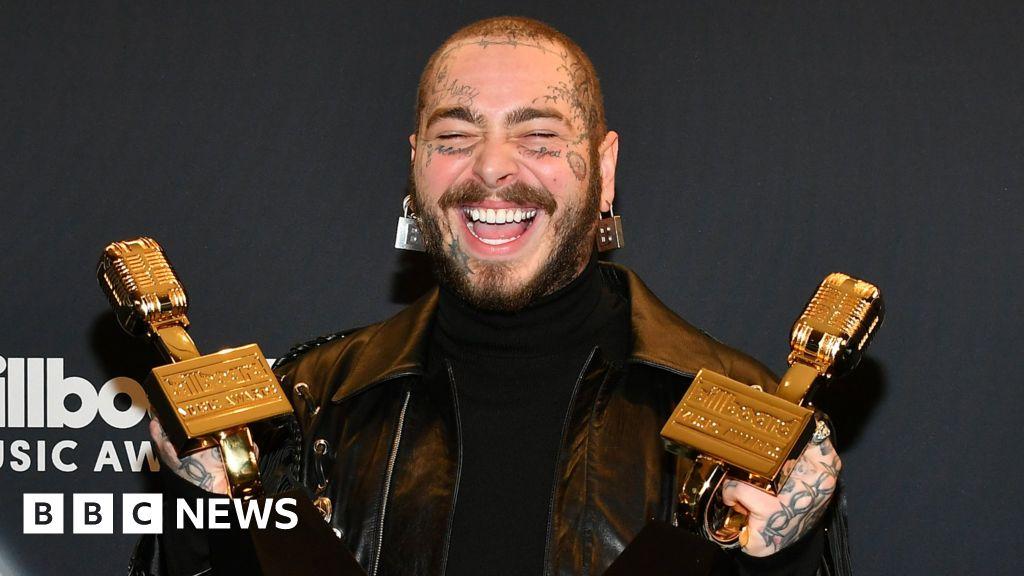 Post Malone wins nine Billboard Music Awards, including best artist