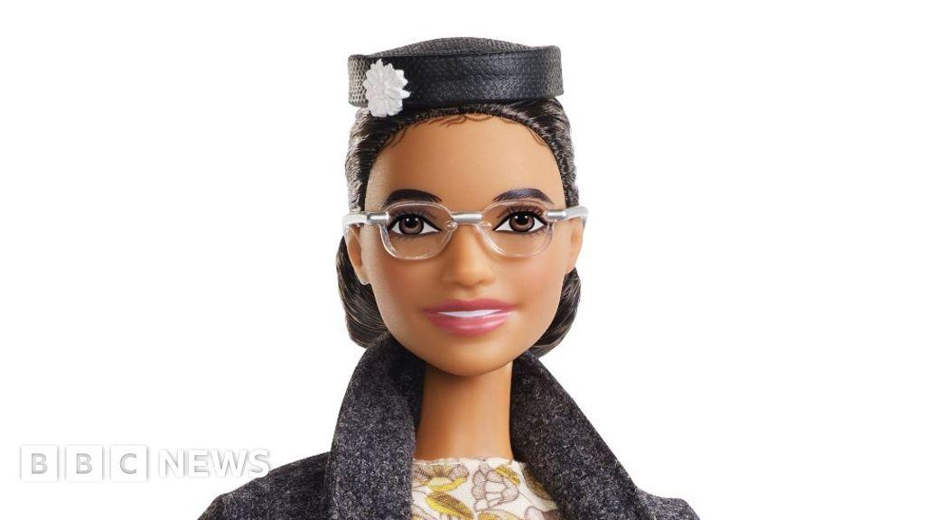Rosa Parks: Mattel releases doll in honour of activist