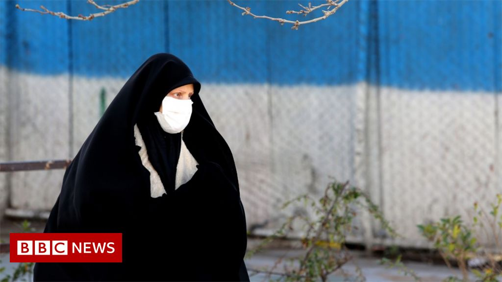 Image result for Iran temporarily frees 54,000 prisoners to avoid the spread of coronavirus in jails