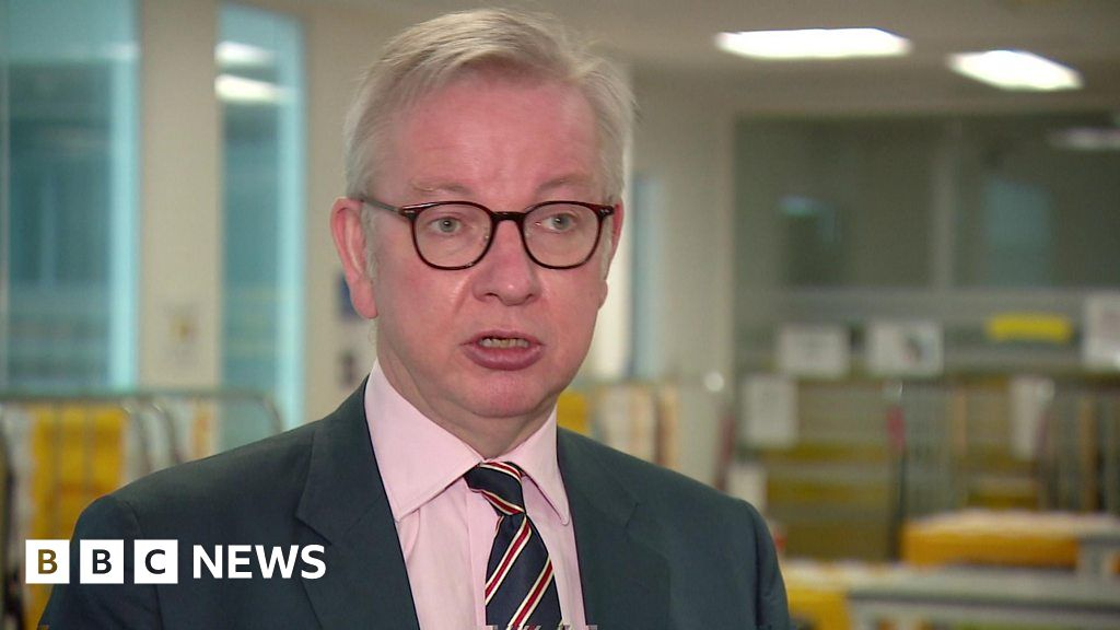 Gove: Case for certification is overall a strong one