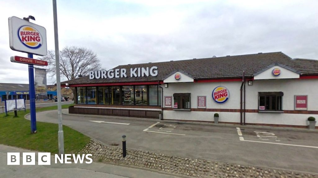 Second man arrested over Burger King robbery in Elgin