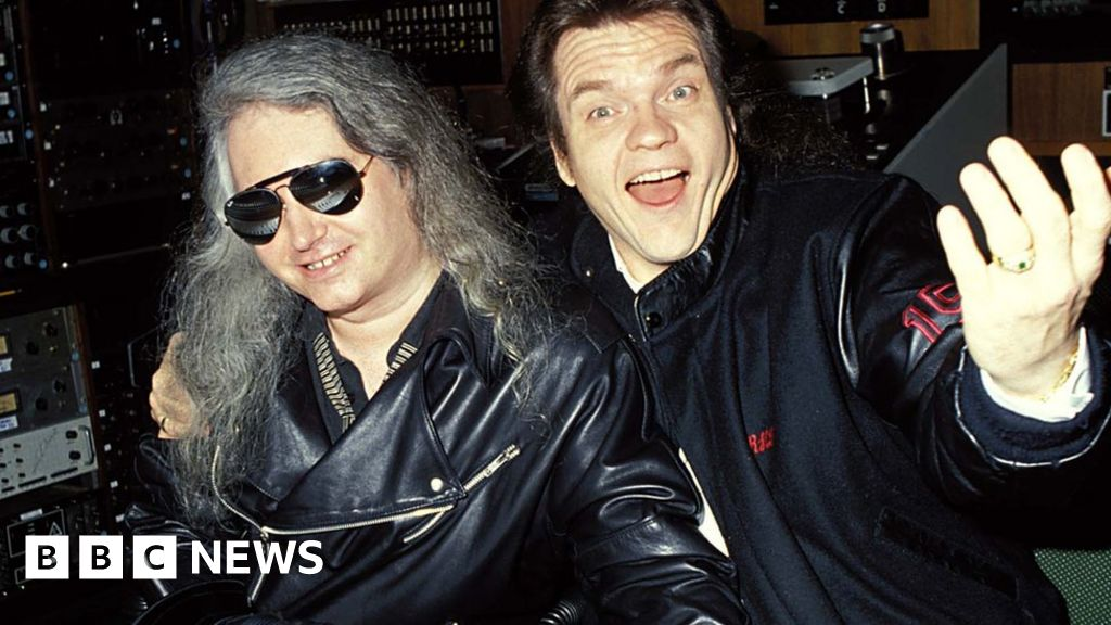Jim Steinman: Tributes paid to 'the Wagner of rock'