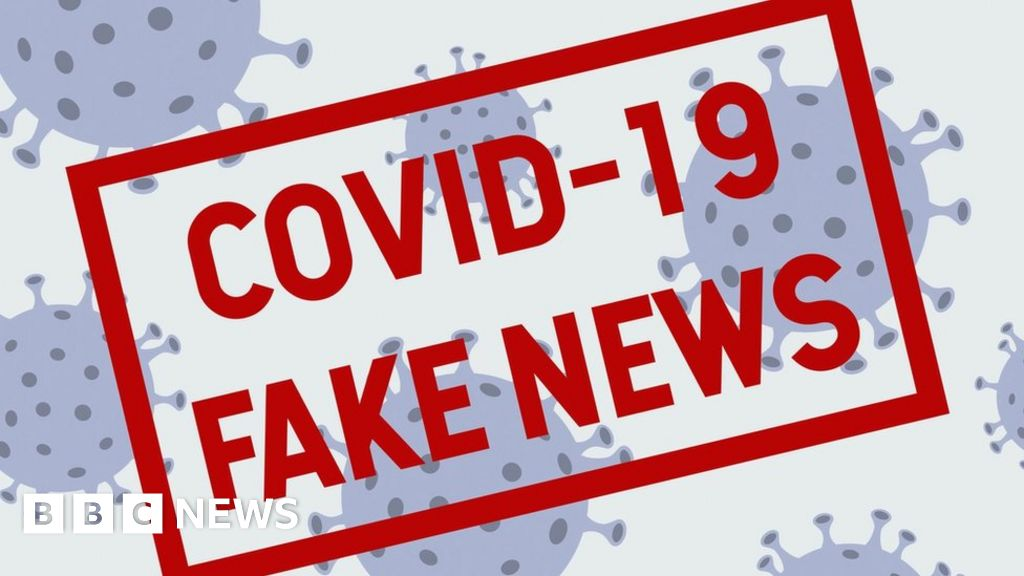 Coronavirus: Call for apps to get fake Covid-19 news button - bbc