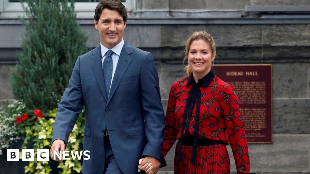 Wife of Canadian PM tests positive for coronavirus