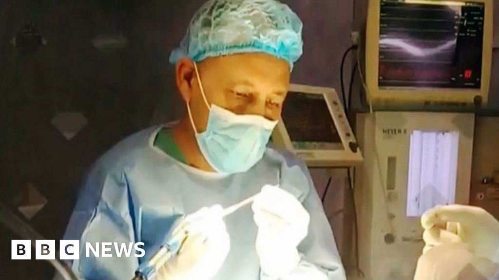 Surgeon who harmed Scots is now working in Libya